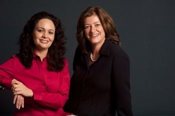 Sarah Dale and Krista Sheets, founders of Performance Insights